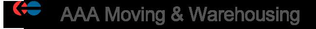 AAA Moving & Warehousing Logo